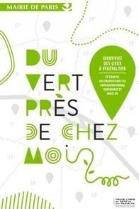 «Du vert près de chez moi» de la Ville de Paris… • L'avis de Guérilla Gardenning France | C'était un petit jardin... | Scoop.it