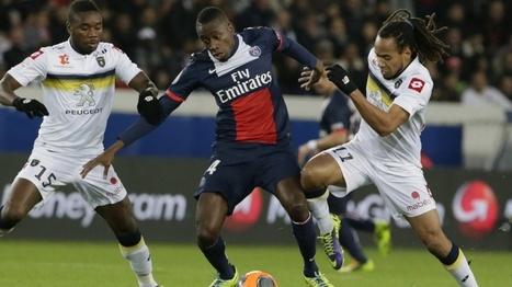 Paris se venge, Lille craque   Football   Scoop.it