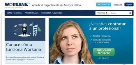 Workana – Encuentra al profesional adecuado para tu proyecto | Redes Sociales ES | Scoop.it