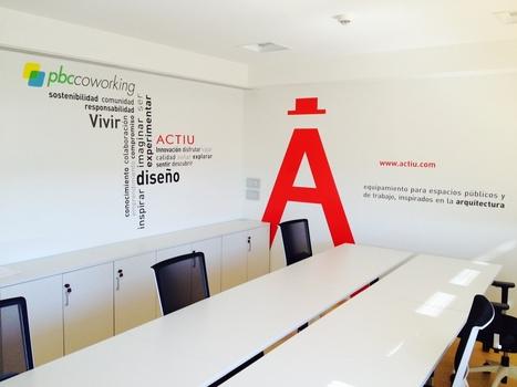 Actiu Room; Una vuelta de tuerca al concepto de Coworking | Coworking Spaces | Scoop.it