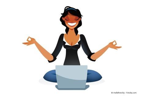 Comment la méditation peut aider les entrepreneurs - Widoobiz | La pleine Conscience | Scoop.it