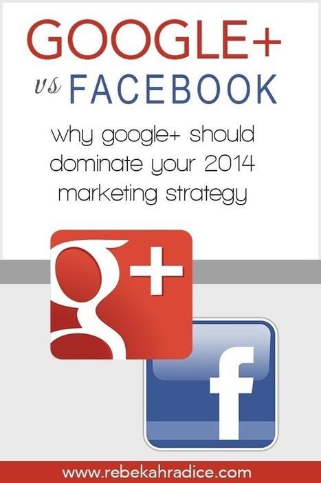 Google Plus vs Facebook: Why Google Plus Should Be Your #1 Choice | SpisanieTO | Scoop.it