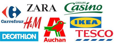 Le TOP des distributeurs européens   MARKETING PGC   La Synthèse Retail, Digital & CRM par etixia   Scoop.it