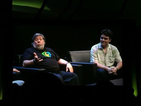 Steve Wozniak and Palmer Luckey: Virtual Reality, Yes. Augmented Reality, Not Yet. | Towards the 22nd century | Scoop.it