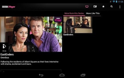 BBC iPlayer for Android adds support for 10-inch tablets, improves user interface | The *Official AndreasCY* Daily Magazine | Scoop.it