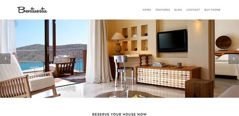 25 Handpicked Real Estates WordPress Themes | Promote your business online | Scoop.it