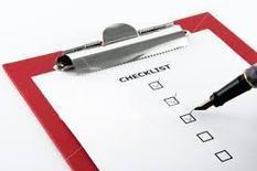 PROJECT MANAGER'S WEEKLY CHECKLIST | Web Project Management | Scoop.it