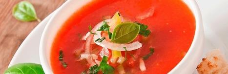 Le gaspacho baisserait la tension chez les patients fortement hypertendus | Nutrition, Santé & Action | Scoop.it