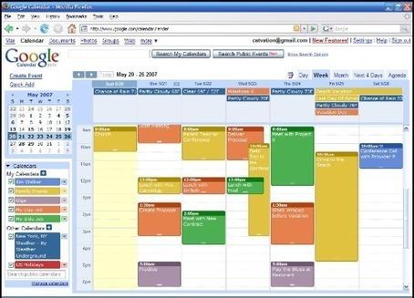 La habitual agenda decimonónica del estudiante | Utilidades TIC para el aula | Scoop.it