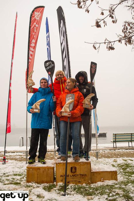 Enorme succès pour la GlaGla race 2015 | Get Up Mag | Stand up paddle | Scoop.it