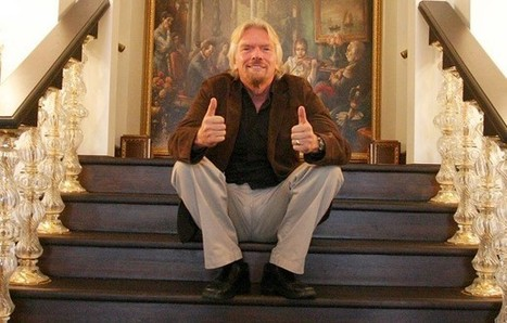 Richard Branson on the Key to Success | Digital-News on Scoop.it today | Scoop.it