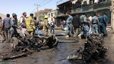 Kabul bomb blast hits foreign convoy | Government789 | Scoop.it