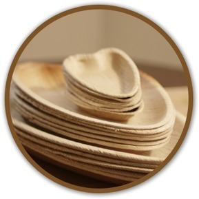 Areca Leaf Plates manufacturers | Exporters of Areca leaf products in Bangalore, India | Areca Leaf Plates Manufacturer | Scoop.it