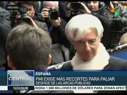 La MAFIA FINANCIERA del FMI gobernará ESPAÑA junto al #PPSOE | La R-Evolución de ARMAK | Scoop.it