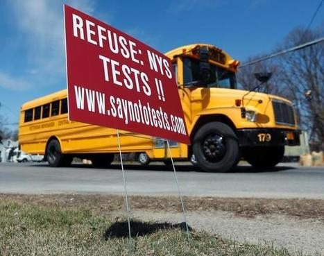 As Test Time Nears, Coalition Tries to Head Off Opt-Outs | NASSP in the News | Scoop.it