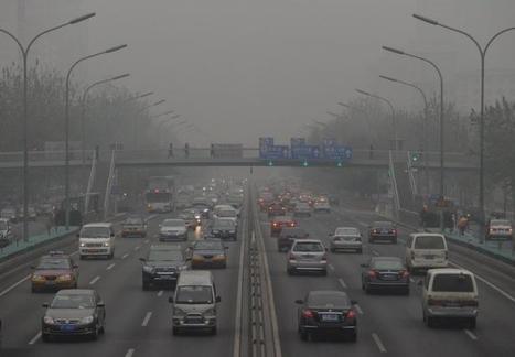 Santé et qualité de l'air extérieur : le rapport de la Commission des comptes et de l'économie de l'environnement   Génération en action   Scoop.it