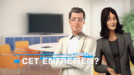 L'EDHEC lance le 1er SERIOUS GAME intelligent virtuel - serious games et du ludo-éducatif | Les outils e-learning | Scoop.it