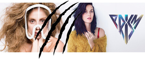 Lady Gaga VS Katy Perry : un come back explosif ! | Lady Gaga VS Katy Perry : come back explosif ! | Scoop.it