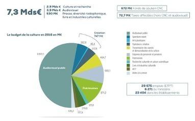 France : 7,3 milliards d'euros pour la Culture en 2016 | Infos sur le milieu musical international | Scoop.it
