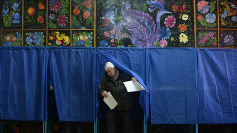 'Moscow-Kiev dialogue won't be easier after Ukrainian vote' | Global politics | Scoop.it