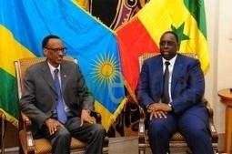Macky Sall invité à discuter avec son hôte Paul Kagamé de la libération de l'opposante Victoire Ingabiré | Médiathèque UNHCR Sénégal | Scoop.it