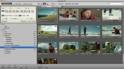 Software for Filmmakers: Silverstack LT H.264 – 40% Off | digitalSpice | Scoop.it
