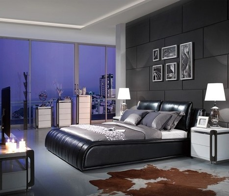 Silver Lining Bedroom Furniture | MeublesBH | Scoop.it