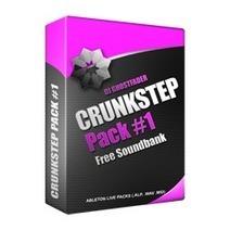 Free Ableton Live Pack - Crunkstep Pack 1 | Favorites | Scoop.it