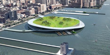 À New York, ces îles à compost pourraient résoudre le problème des déchets | The Blog's Revue by OlivierSC | Scoop.it