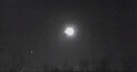Security Camera Films Meteor Streaking Across Ohio Sky | Latest UFO Sightings, After Area 51 Announced, Govt Lied To You On ET Life.What is Real? | Scoop.it