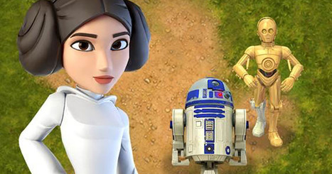 Star Wars Characters Will Now Teach Your Kids To Code | Coding | Scoop.it