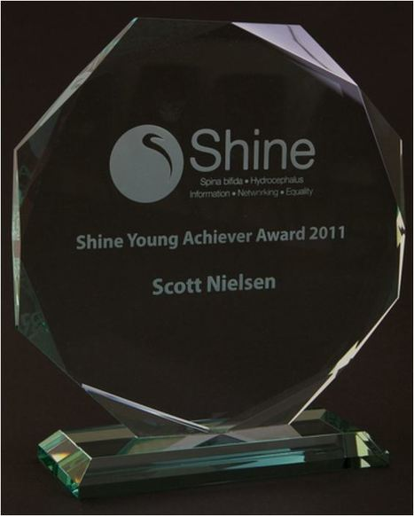 """Wonder who'll win this year's """"Shine Young Achiever"""" award?? 