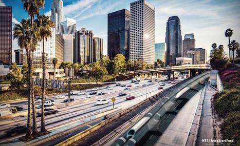 Hyperloop : la SNCF y croit et investit ! | Mobilité du futur & Smart City | Scoop.it