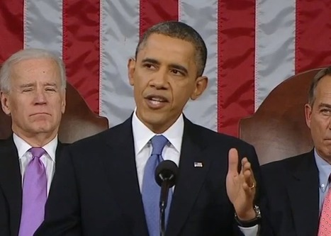 Obama stresses importance of construction, infrastructure, skilled labor in State of the Union | Equipment World | Construction Equipment, News and Information | Heavy Construction Equipment | Manufacturing Solutions | Scoop.it