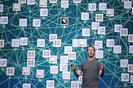 Facebook's face recognition software is now 97.5 per cent accurate | Share Some Love Today | Scoop.it