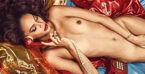 Photos : Joan Smalls nue dans Lui   Radio Planète-Eléa   Scoop.it