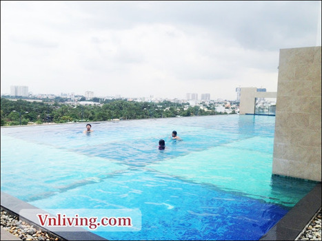 1 Bedroom for rent in Lexington residence apartment level 25 | VNliving - Apartment for rent , sale in Ho Chi Minh city | Scoop.it