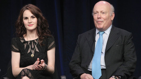 'Downton Abbey' Creator Julian Fellowes Developing 1880s New York Drama at NBC | Just Put Some Gears on It | Scoop.it