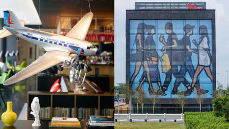 Stylish Airport Hotel Celebrates The Golden Age Of Flying | Airport Technology, Trends & News | Scoop.it