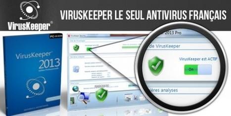 VirusKeeper : L'antivirus 100% français | Libertés Numériques | Scoop.it