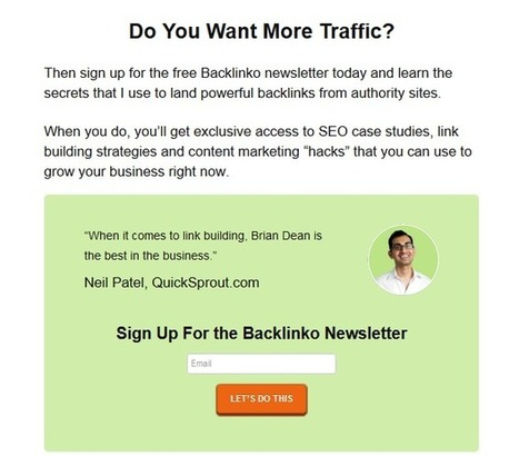 17 Insanely Actionable List Building Strategies That Will Generate More Subscribers Today | Online Marketing Resources | Scoop.it