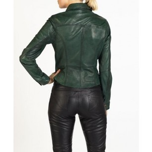 Anita leather trousers by hELium hE^2 | Leather | Scoop.it