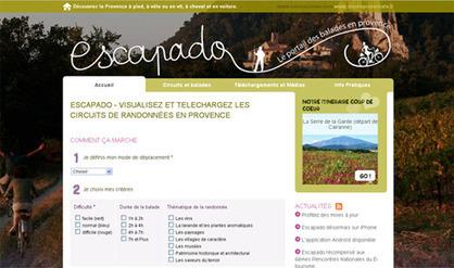 Escapado: La technologie mobile au service du tourisme vert | Le tourisme viticole | Scoop.it