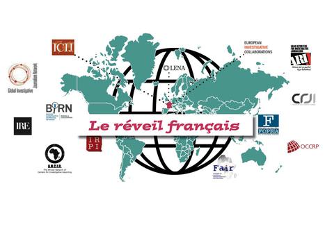 Réseaux internationaux d'enquête, le réveil français | Presse en vrac | Scoop.it
