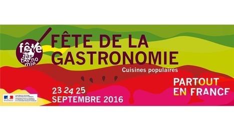 La fête de la Gastronomie les 23, 24 septembre 2016 avec France Bleu Périgord – France Bleu | Fête de la Gastronomie 23 au 25 sept. 2016 | Scoop.it
