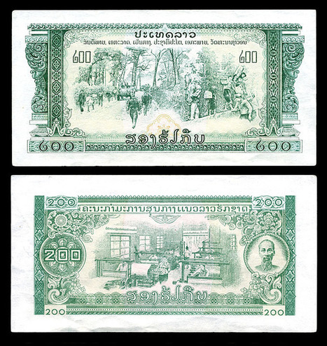PSYOPS: CIA Litters Laos with Counterfeit Currency during the Secret War | Back Parts 1 and 2 | Scoop.it