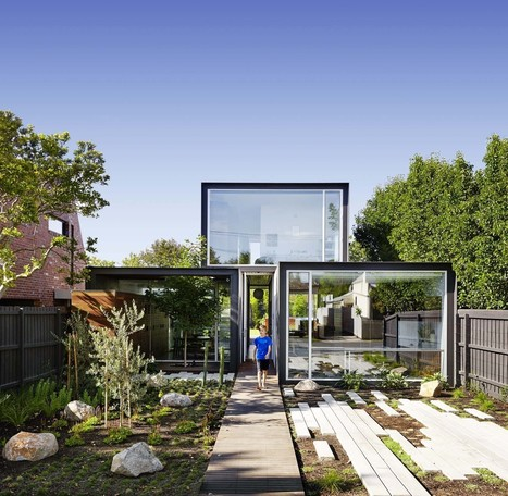 THAT House / Austin Maynard Architects | Australian Property | Scoop.it