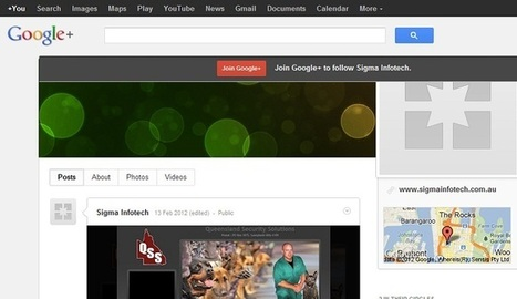 An Overview of the New Look and Feel of Google+ | Google+ Marketing Essentials | Scoop.it