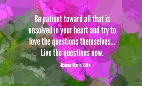 Living the Questions   The Self-Compassion Project   Compassion   Scoop.it