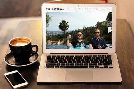Les sites officiels de musiciens sont-ils encore utiles ? | Music business, communication & marketing news feed | Scoop.it